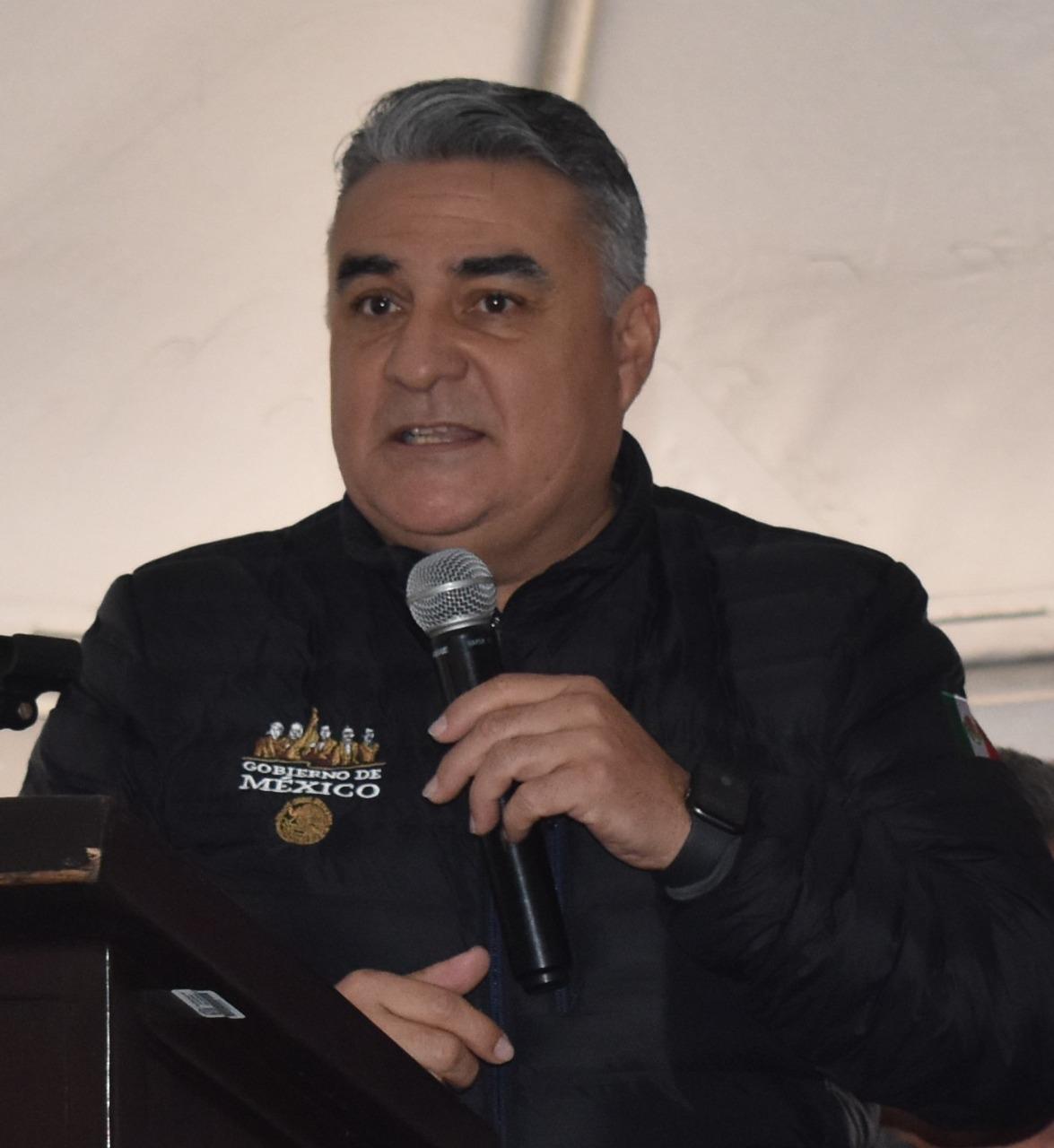 """Gobierno Federal no está a cargo del Hotel Temporal Migrante """"Los Altos"""": Ruiz Uribe"""