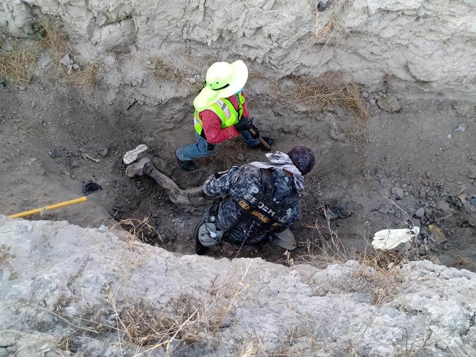 Podría haber 3 mujeres entre los restos hallados en  Villas del Prado
