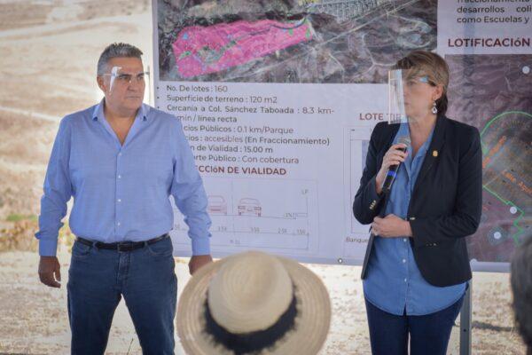 Es Vista Horizonte una nueva esperanza para familias que perdieron sus casas en Sánchez Taboada: Ruiz Uribe