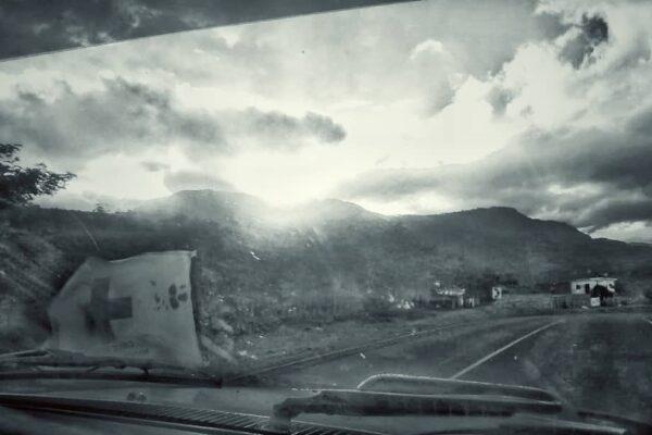 Aquella mañana por la montaña