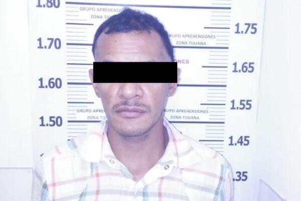 Capturan hombre acusado de lesionar a menor con Síndrome de Down