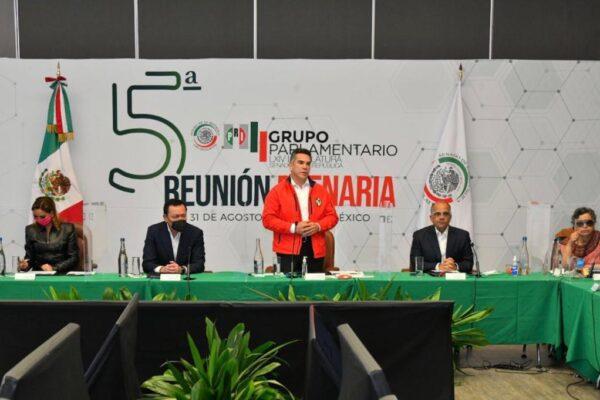 MEXICANOS DEBEN ESTAR EN EL CENTRO DEL TRABAJO LEGISLATIVO: ALEJANDRO MORENO