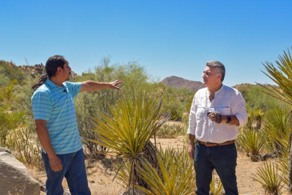 """Se instalarán retenes  para frenar robo de la """"Yuca"""" a los Kumiais"""