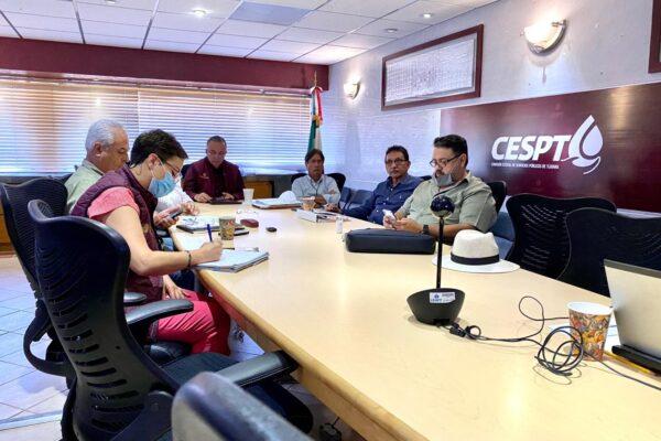 Reafirman compromiso de SEPROA y CESPT con el reuso del agua para la región Tijuana-San Diego