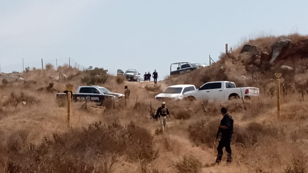 Aseguran toma clandestina de huachicol en Tecate