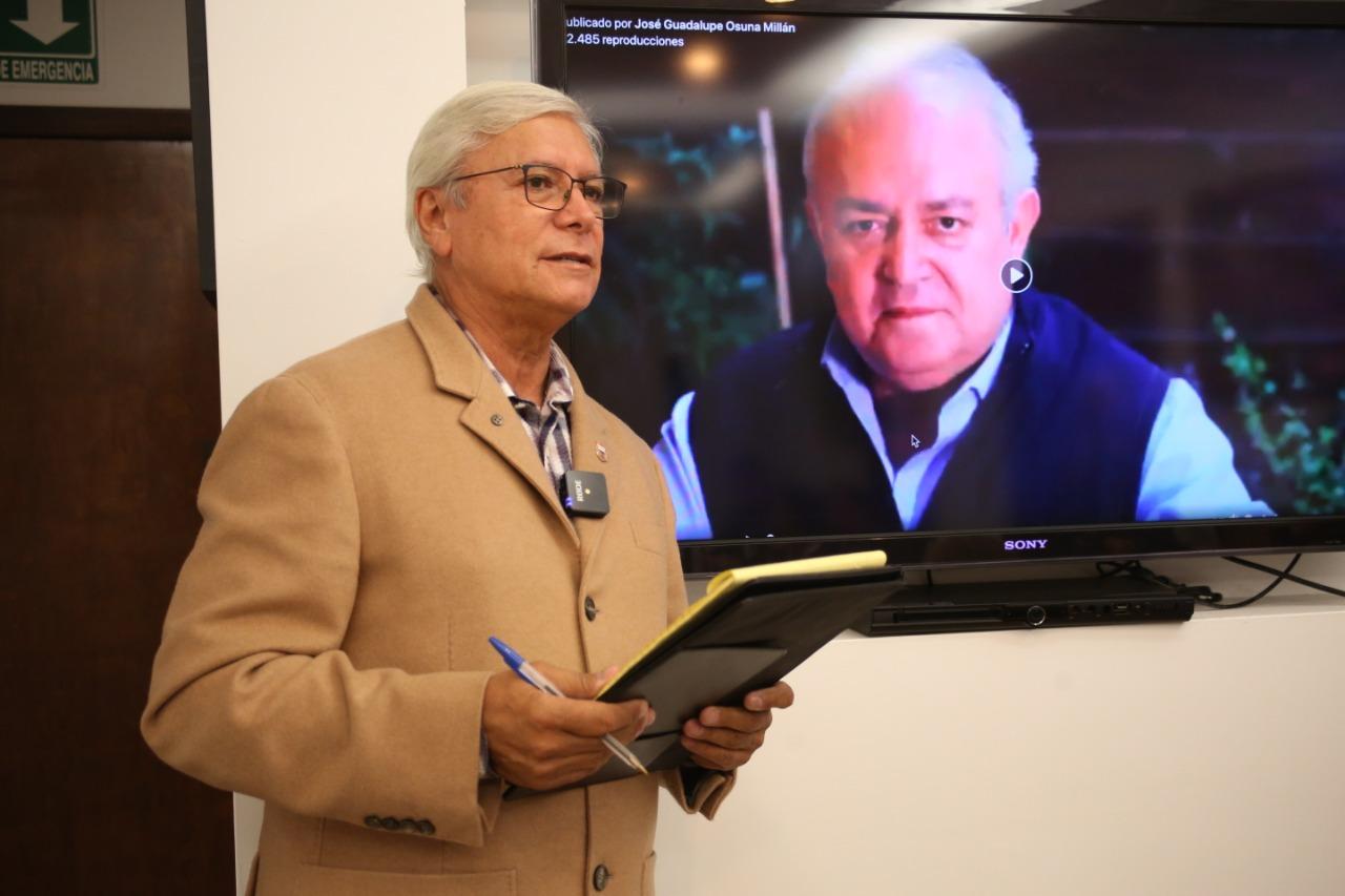 Continúa el pleito entre el gobernador Bonilla y Osuna Millán