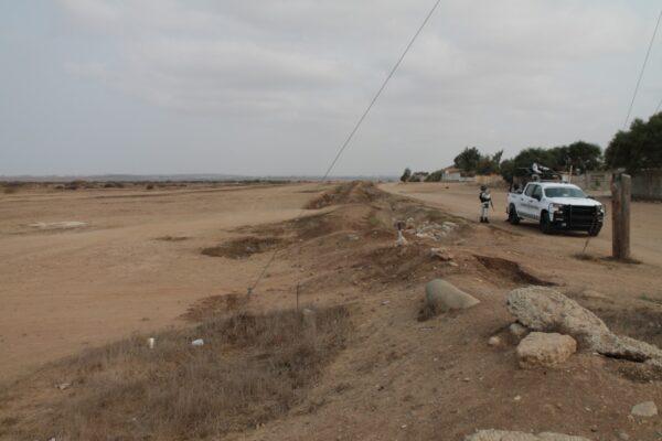 Inicia construcción de cuartel de la Guardia Nacional