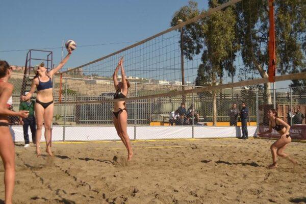 Ofrecerán clínica de Voleibol de Playa para público en general
