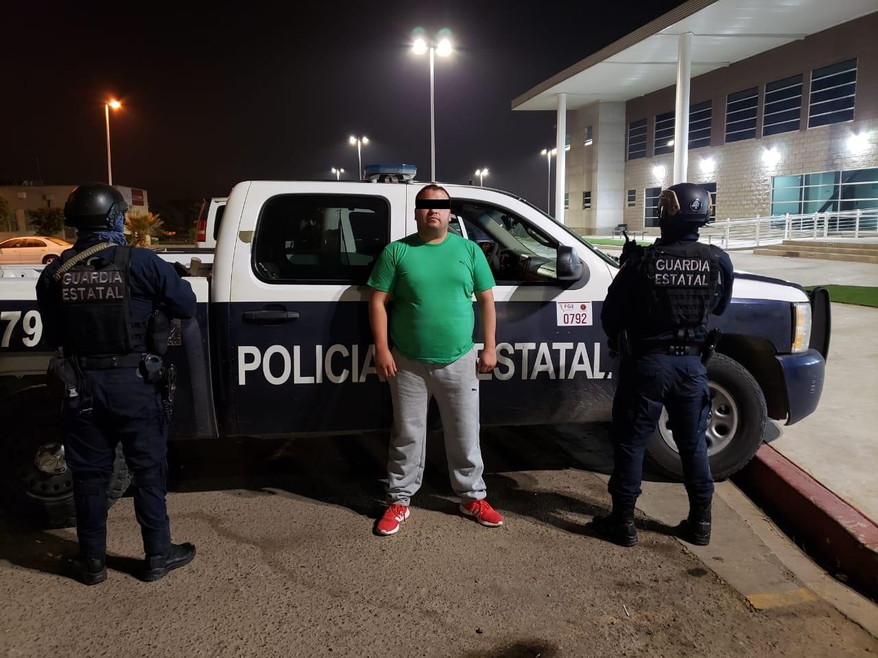 Capturan al Pin generador de ola homicida de Ensenada