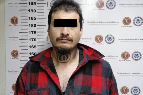 """Capturan a """"El Coco"""" generador de violencia en Ensenada"""