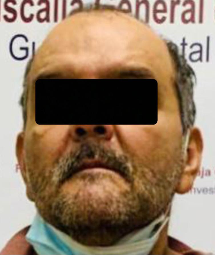 Detienen a sujeto por feminicidio de María Hernández