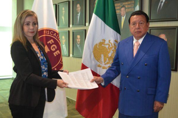 FGE recibe padrón para tramitar tarjeta de no cobro en caseta de Playas de Tijuana