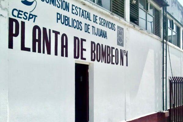 Busca la CESPT generar mayor confiabilidad de plantas de bombeo de aguas residuales en Tijuana