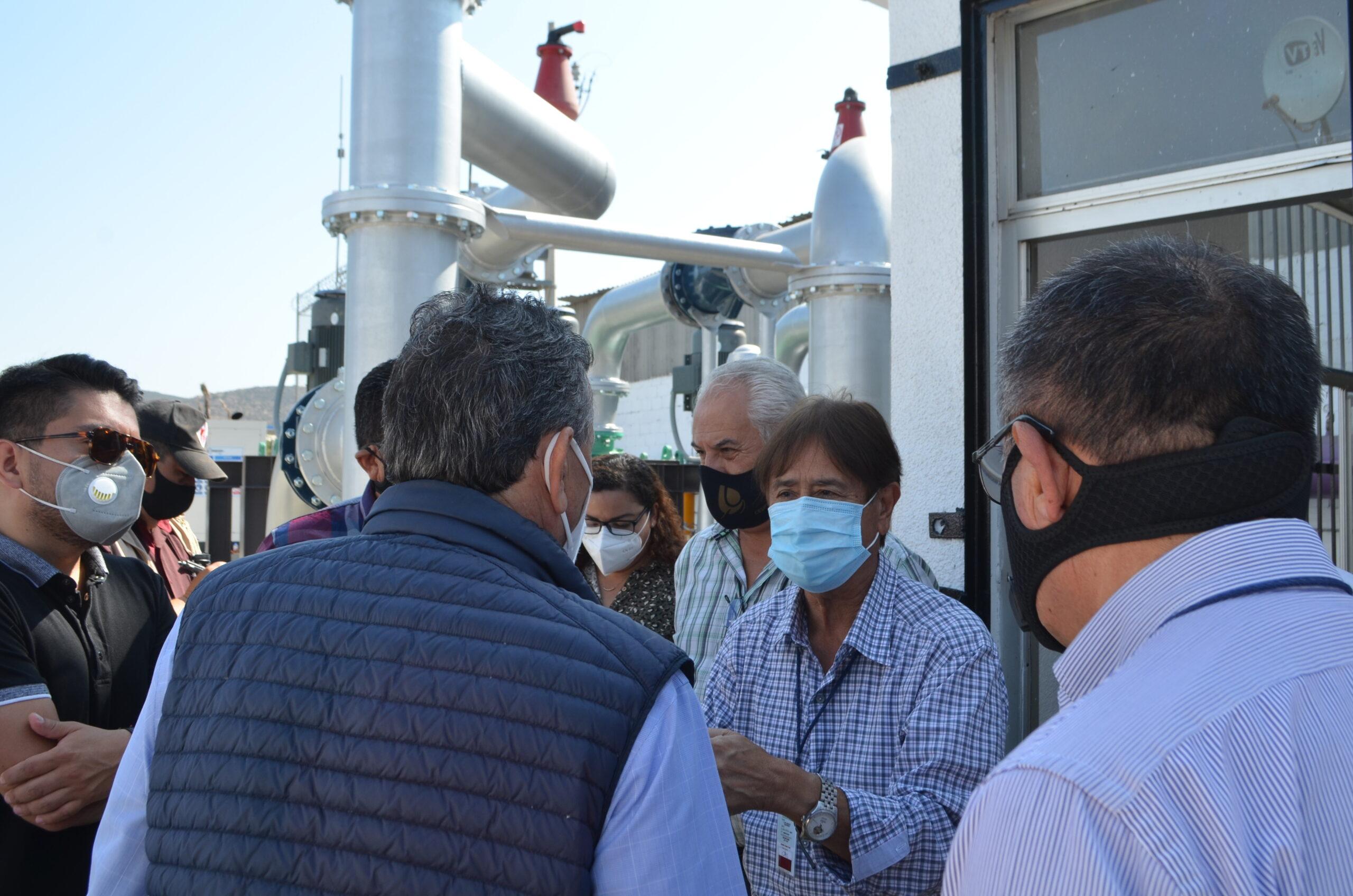 Anuncia CESPT la entrega oficial de la Planta de Bombeo CILA