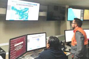 Alerta Protección Civil ante posibles lluvias y vientos de Santa Ana
