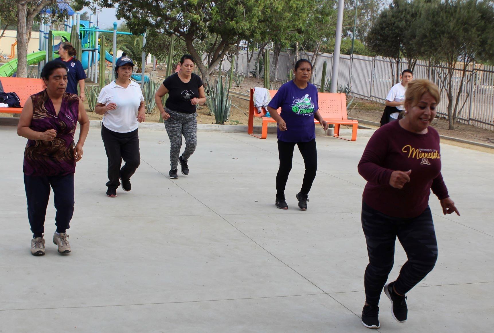 Iniciará IMDET jornadas 'Actívate En Tu Unidad' en el espacio deportivo Gran Tenochtitlán