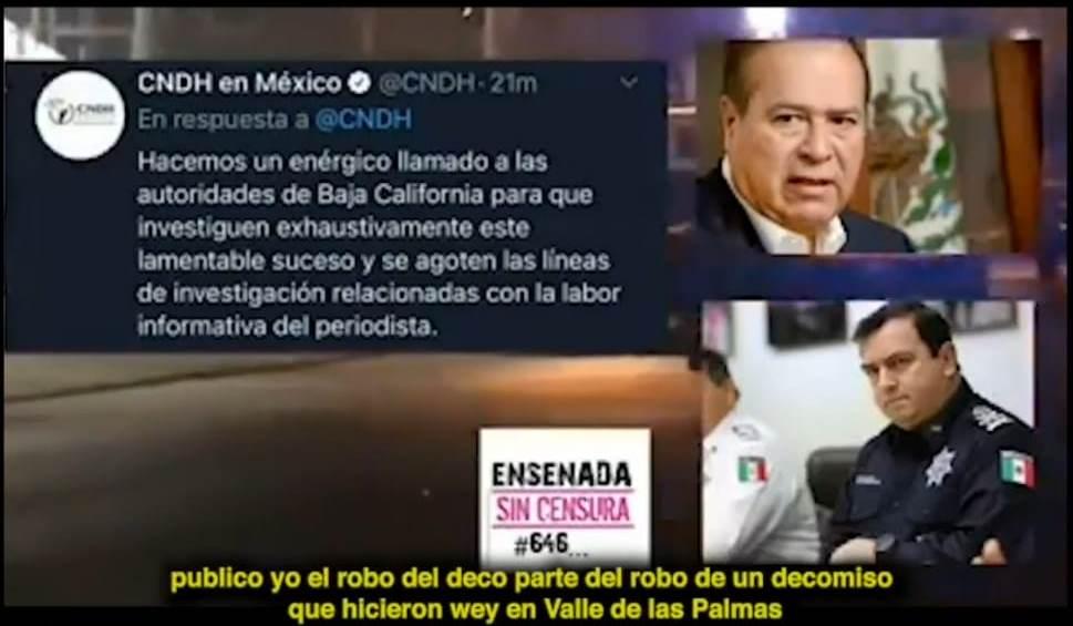 Gobernador exhibe audios de Mariano Soto acusando al alcalde de su atentado