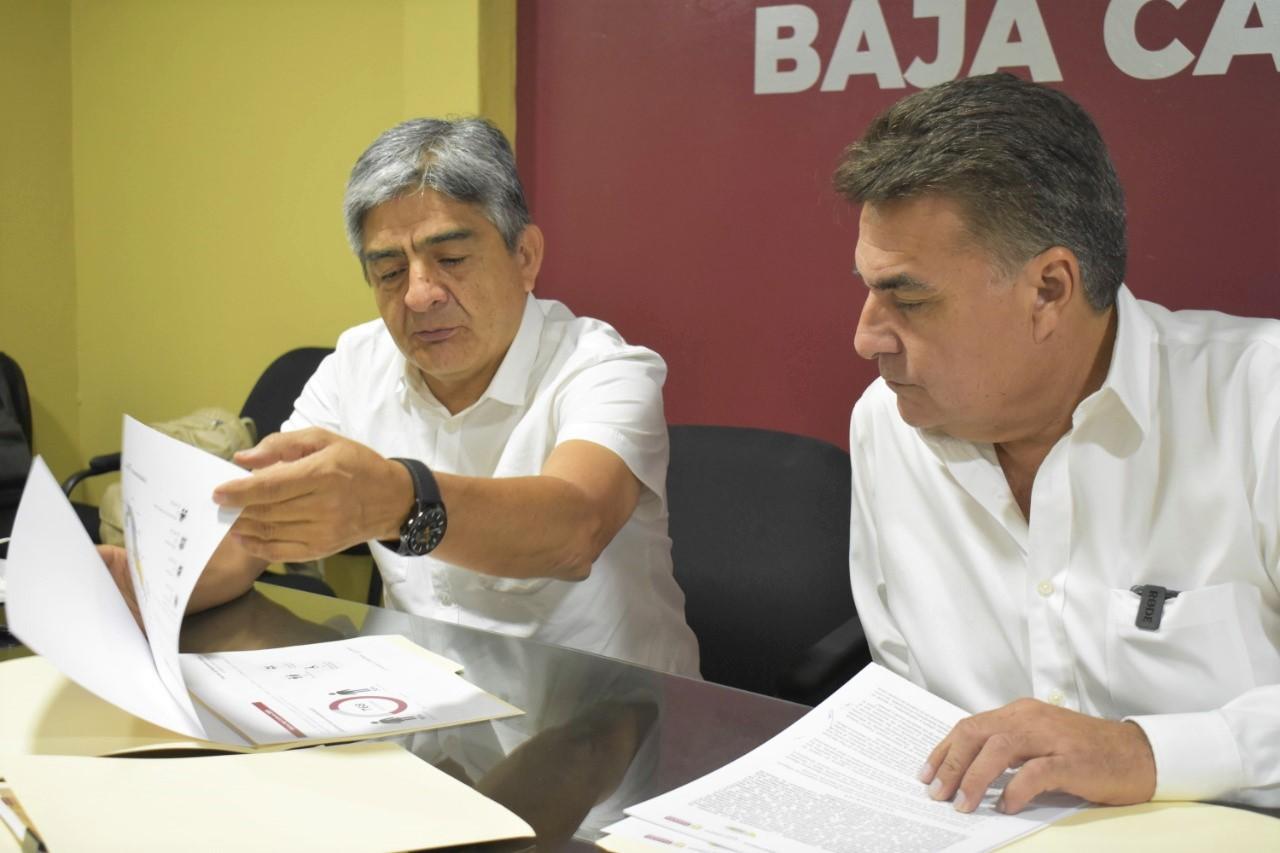 Signan Convenio que Garantiza Recursos para Construcción de Casas de Familias de Lomas del Rubí: Ruiz Uribe