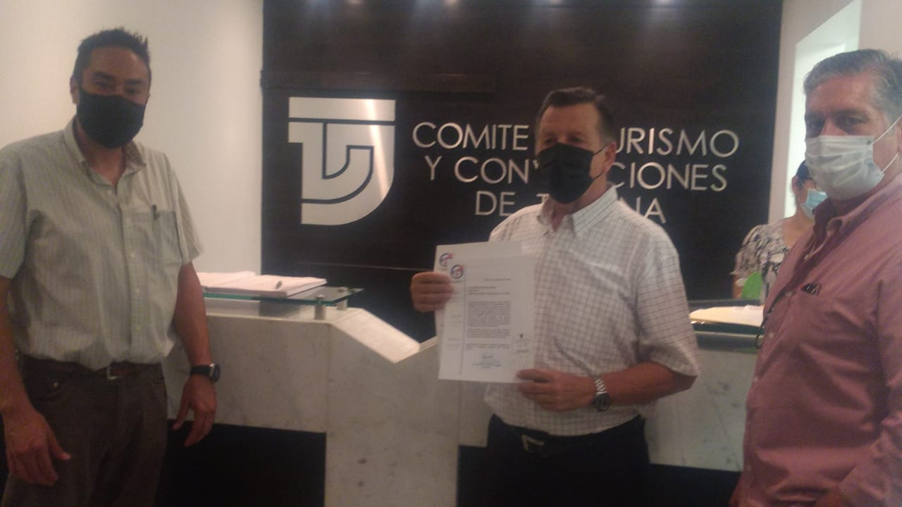 Se registra Alfonso Dávila para la presidencia del COTUCO Tijuana