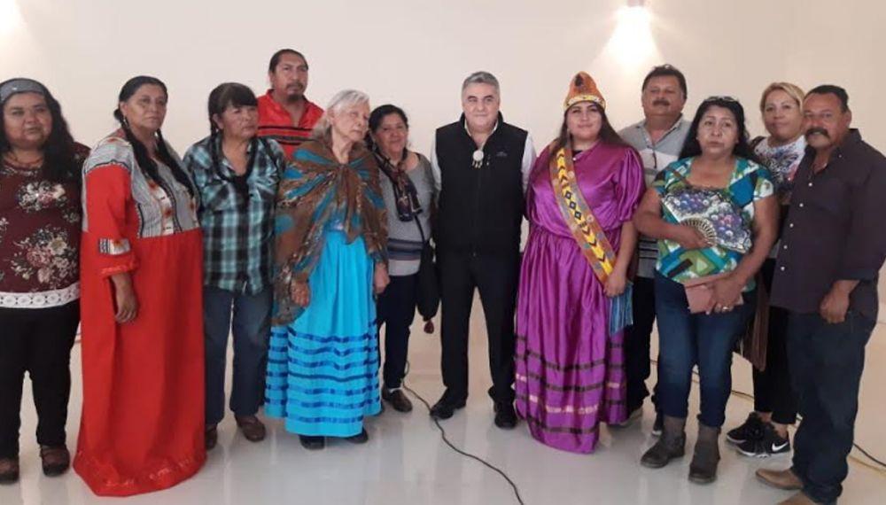 Revertir  la Pobreza, Marginación y Discriminación de los Pueblos Indígenas y afro mexicano: Ruiz Uribe