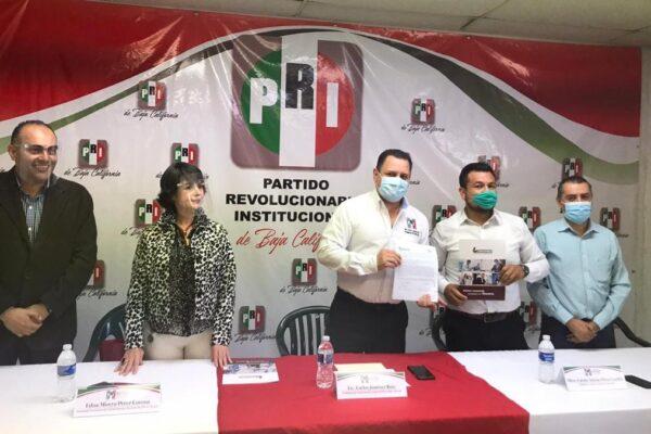FIRMA PRI CONVENIO DE COLABORACIÓN                                                                   CON UNIVERSIDAD XOCHICALCO