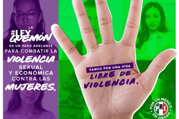 IMPULSA PRI REGISTRO PÚBLICO DE AGRESORES SEXUALES Y DEUDORES ALIMENTICIOS