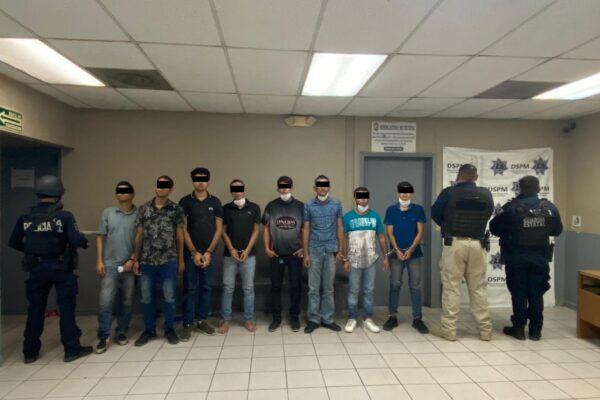 Desarticulan célula criminal del Cartel de Sinaloa
