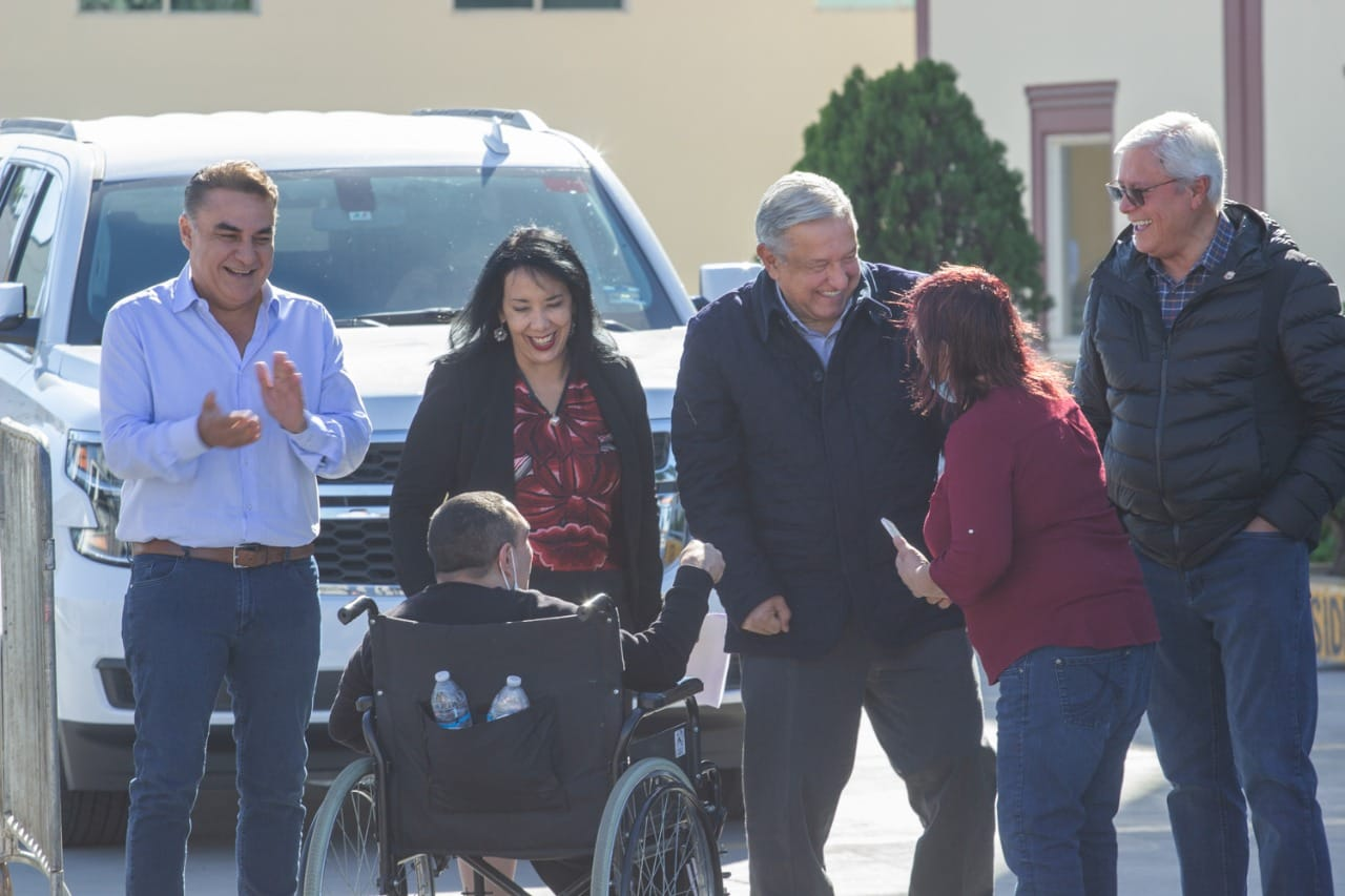 """Inédita gira de AMLO por BC: """"El pueblo le reafirmó su lealtad y cariño"""": Ruiz Uribe"""