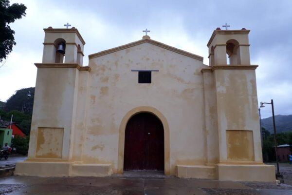 Finalizó restauración del Templo de San Miguel Arcángel, en Chimalapa, Oaxaca, afectado por sismo de 2017