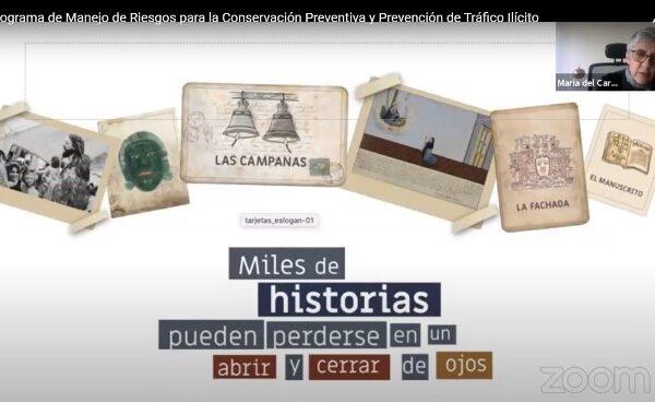 Estados Unidos otorga subvención a México para Programa de Manejo de Riesgos relativo al tráfico ilícito de bienes culturales