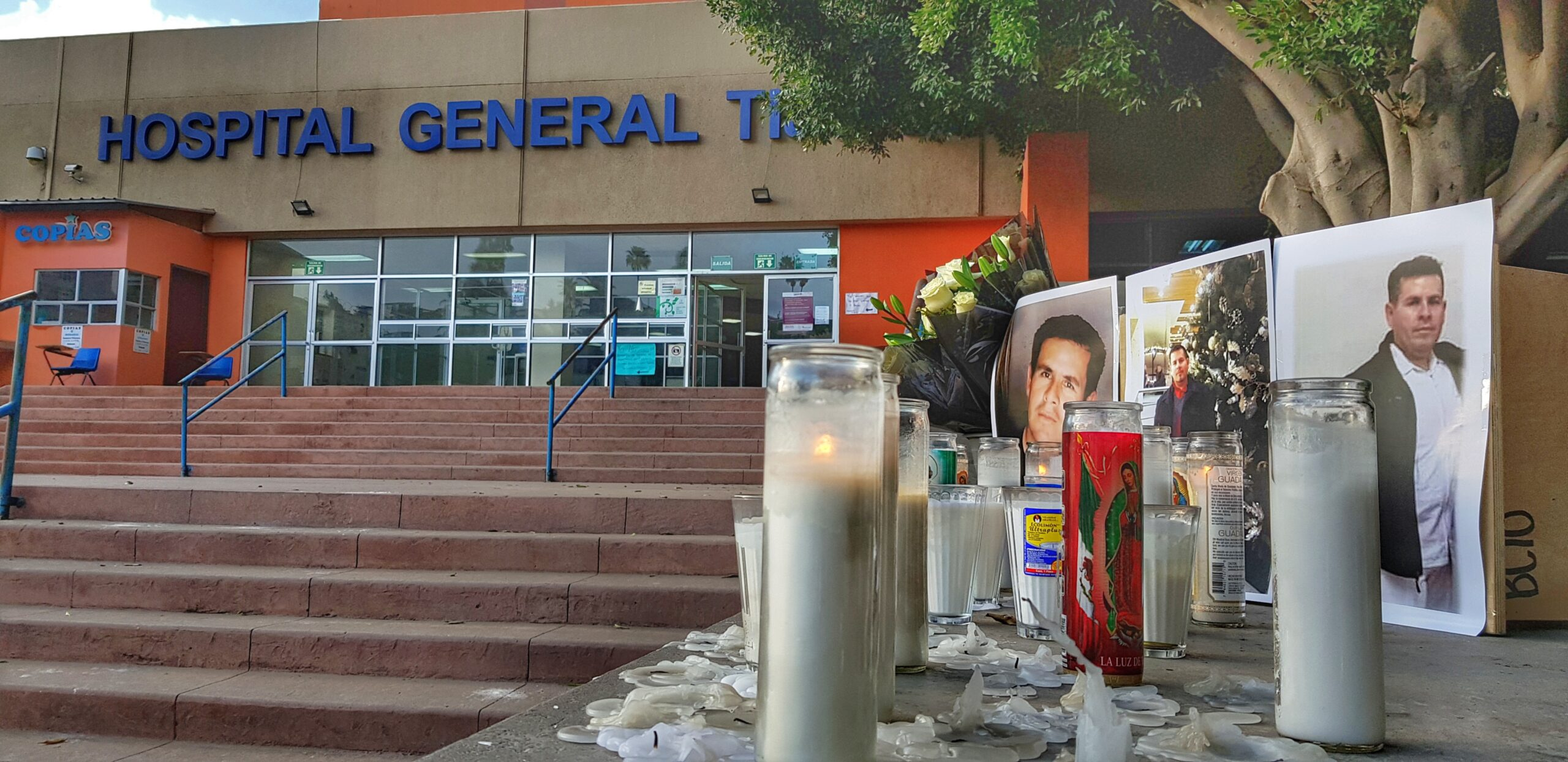 El HGT lamenta el sensible fallecimiento del enfermero Luis García, un guerrero de la salud