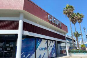 CESPT reporta acto vandálico durante la madrugada en sus instalaciones