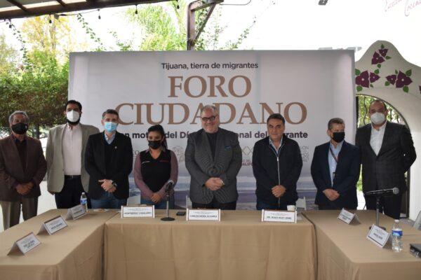 Carlos Mora un pilar de protección al migrante en BC:  Ruiz Uribe