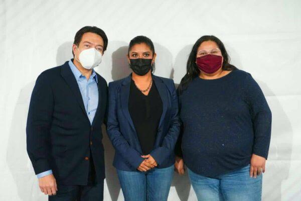 Privilegiar la unidad en MORENA requisito rumbo al proceso electoral: Montserrat Caballero