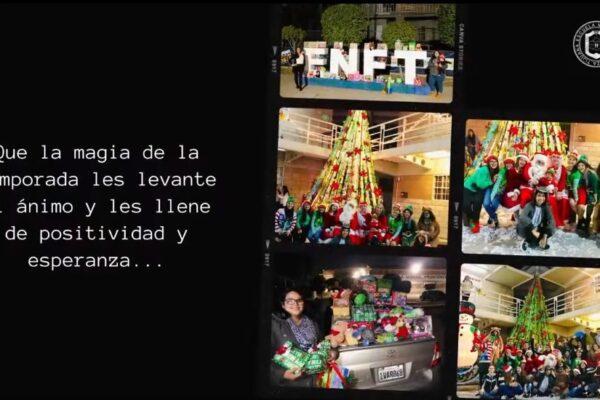 Reitera la ENFT llamado a disfrutar la Navidad con la responsabilidad necesaria