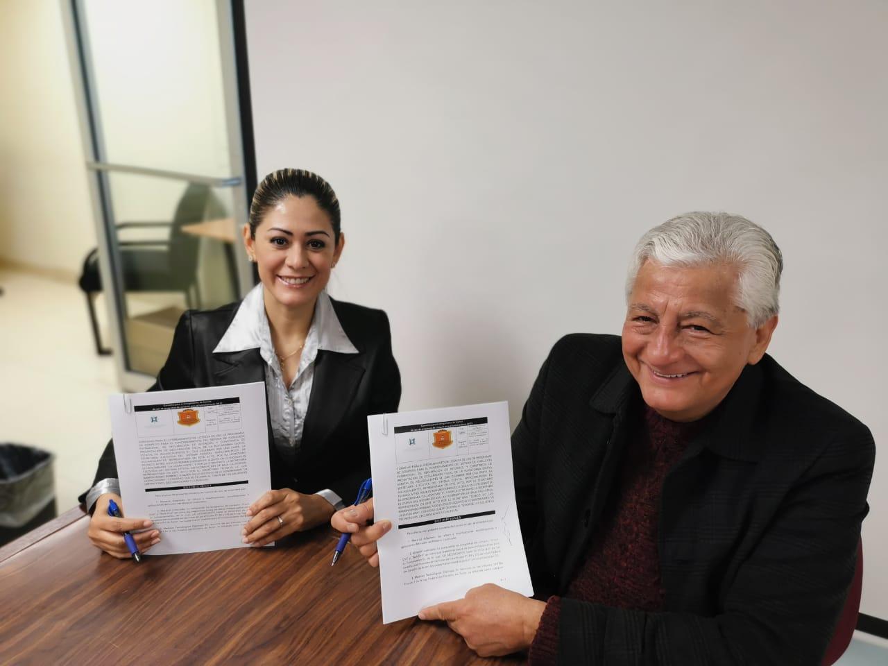 Entrega SESEA Aguascalientes licencias de uso a SESEA-BC de sistemas informáticos de declaración patrimonial, de intereses y fiscal