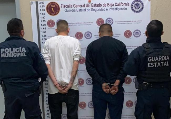 Capturan a tres sicarios relacionados con la ejecución de un menor en el HG de Tecate