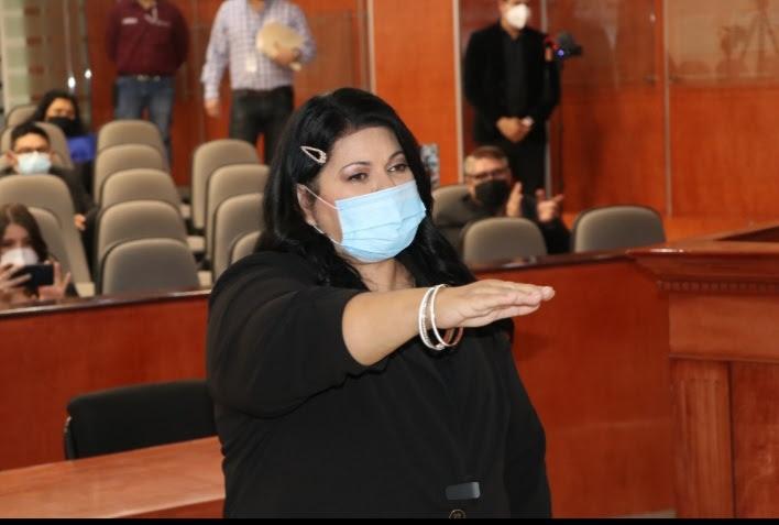 Preside Diputada Evangelina Moreno Comisión de Desarrollo Social y  Asuntos  Indígenas de la XXIII Legislatura
