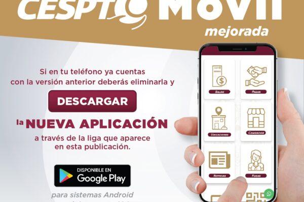 """Realiza la CESPT mejoras a su """"Aplicación"""" para celular en beneficio de la población de Tijuana y Playas de Rosarito"""