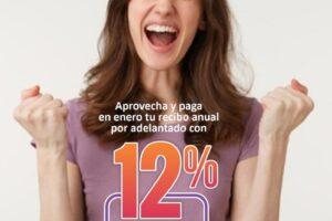 La CESPT invita a los usuarios a aprovechar el 12 por ciento de descuento en el Pago Anual de su cuenta