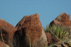 Conservación de sitios rupestres, tema nodal del II Coloquio Virtual 'Boca de Potrerillos'