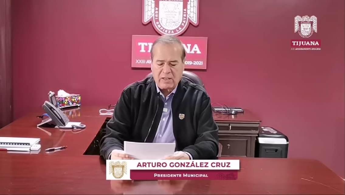 Por segunda ocasión alcalde Arturo González pedirá licencia
