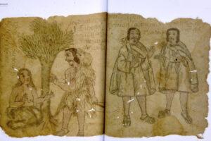 Libro recupera códice en facsimilar que da fe del carácter de pueblo originario de Tetelpan, en la CDMX
