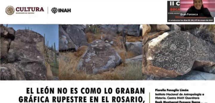 Investigadoras del INAH registran 16 sitios con petroglifos en Baja California