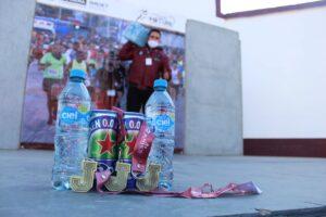 """Acuden 154 corredores por Medalla """"J"""" del Serial Virtual"""