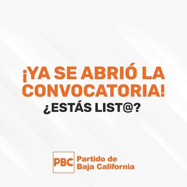 PBC abre convocatoria para candidaturas ciudadanas