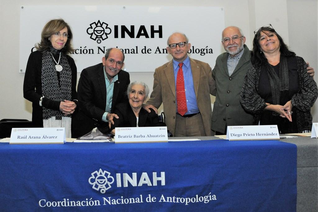 La Secretaría de Cultura y el INAH lamentan el fallecimiento de Beatriz Barba Ahuatzin, la primera arqueóloga titulada en el país