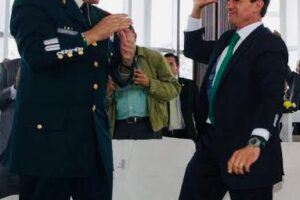 FGR no presentará cargos contra el General Cienfuegos
