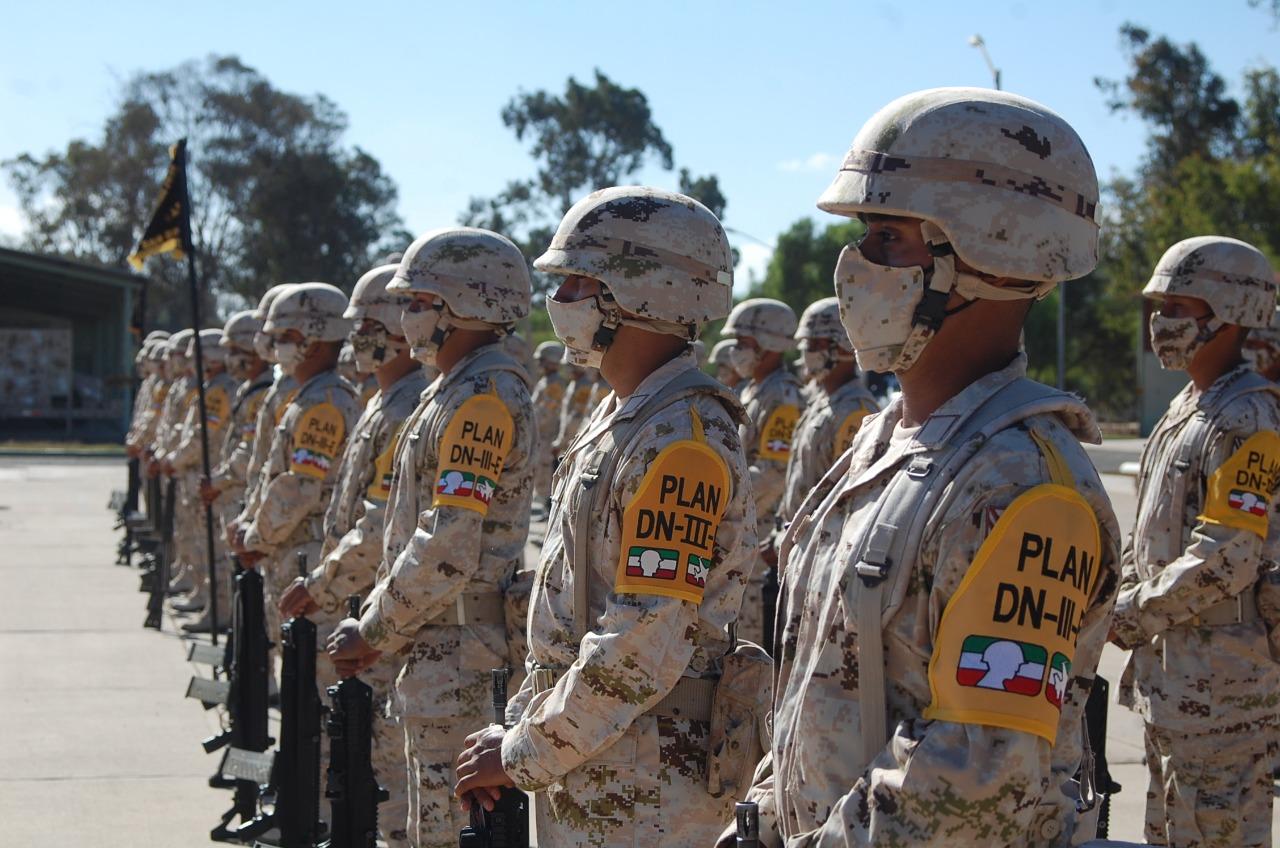 Invitan a formar parte de las Fuerzas Armadas