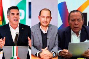 DECISIÓN DEL INE GARANTIZA PISO PAREJO EN CONTIENDA ELECTORAL: PAN, PRI Y PRD